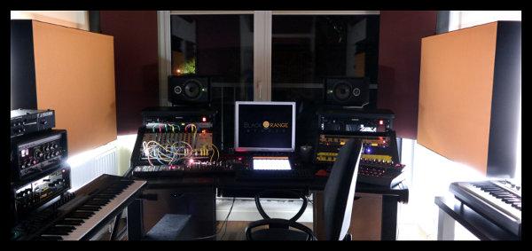 Black-Orange-Studio
