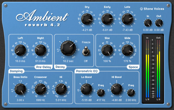 ambient reverb