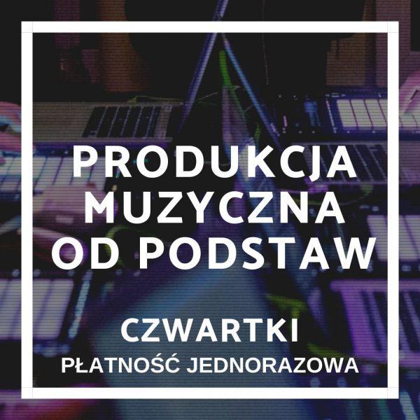 Produkcja Muzyczna Od Podstaw - środy