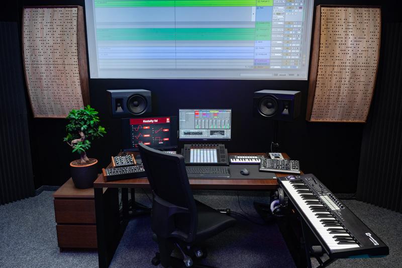 Akademia Dźwięku Pracownia B2