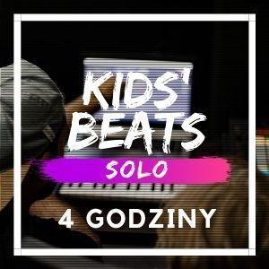 Kids Beats Solo (4 godziny)
