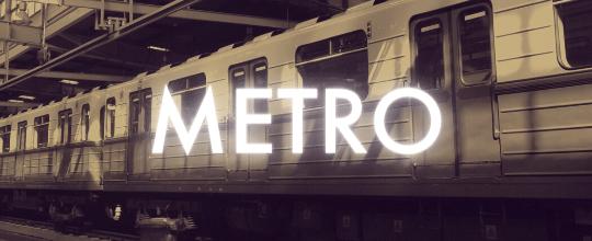 Akademia Dźwięku Metro button