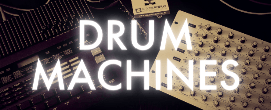 Akademia Dźwięku Drum Machines button