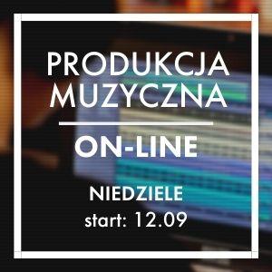 Produkcja Muzyczna Online (niedziele)