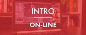 Intro online prostokąt