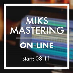 Kurs Miks i Mastering Online (poniedziałki)